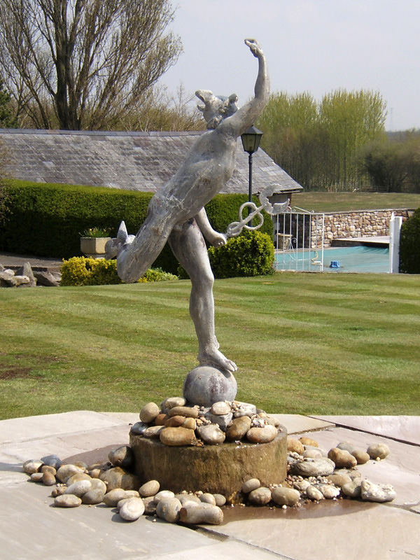 Ornamental Garden Statue