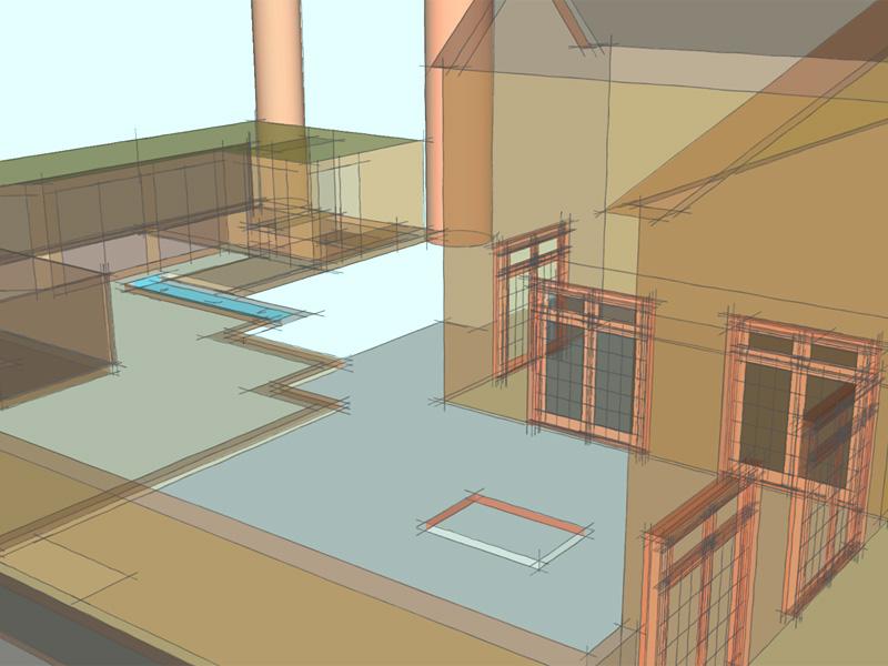 Modern Landscape Design Plan