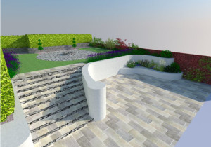 Survey and Design - Client Example - Rendering