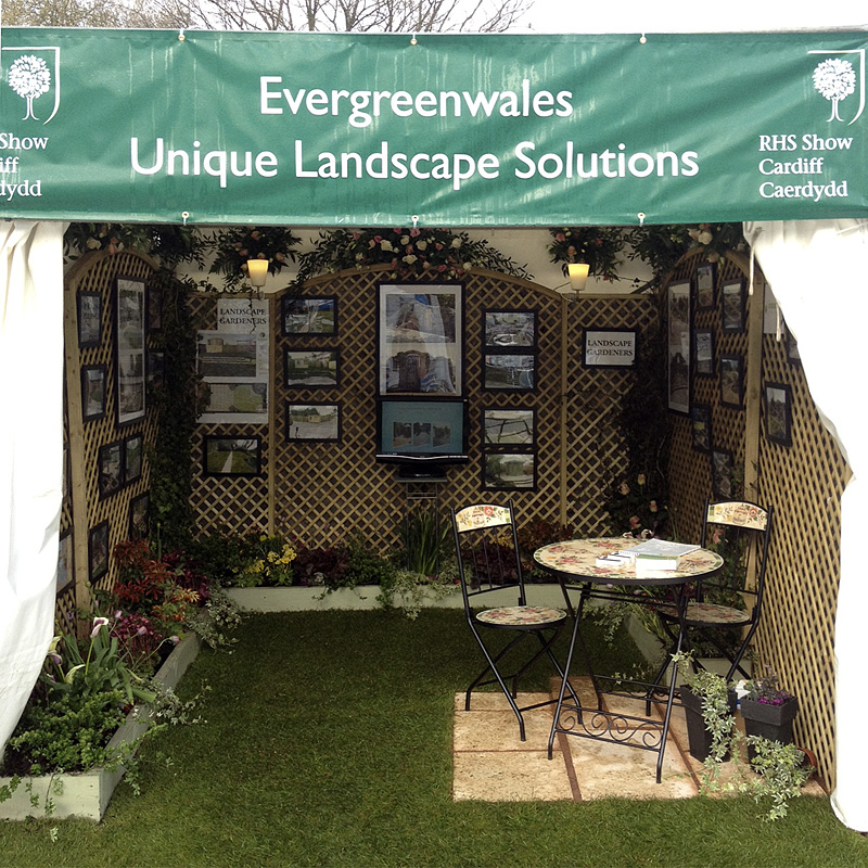 RHS Evergreen Wales Show