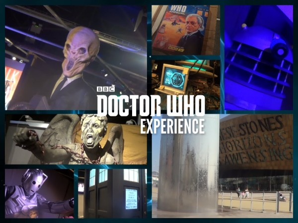 Dr Who Experience Proposal